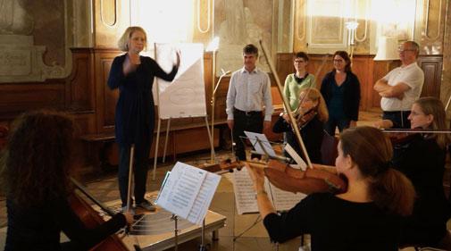 Leadership Orchestra - mein erster Versuch