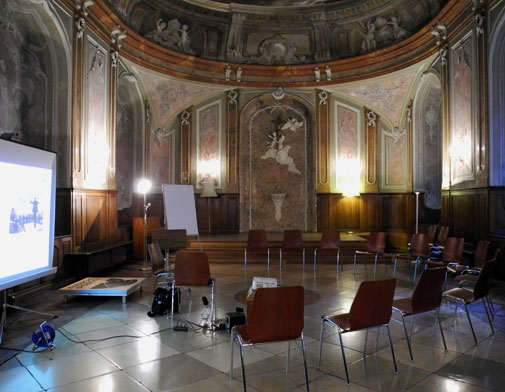 Leadership Orchestra im Salvatorsaal Wien