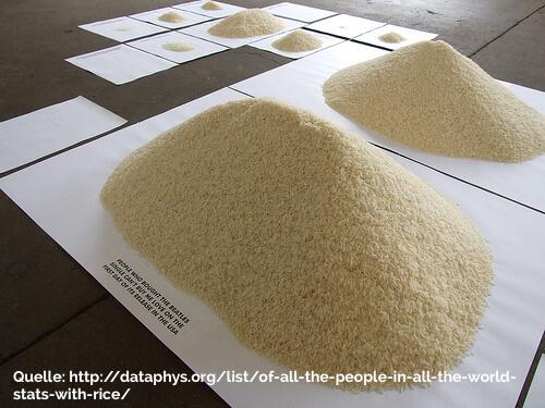 Daten greifbar machen mit Reis