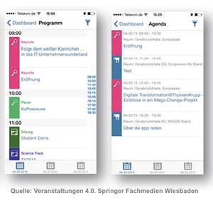 App IW 2015 Papierlos Tagen