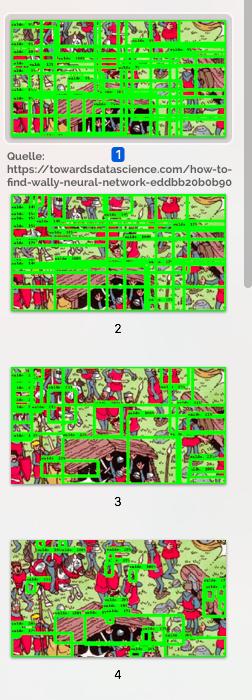 animierte GIFs - ein Blick hinter die Kulissen auf die einzelnen GIFs