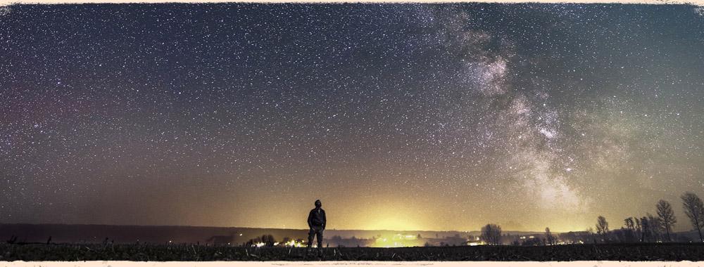 Sternbild für Blogpost Wissenszitate