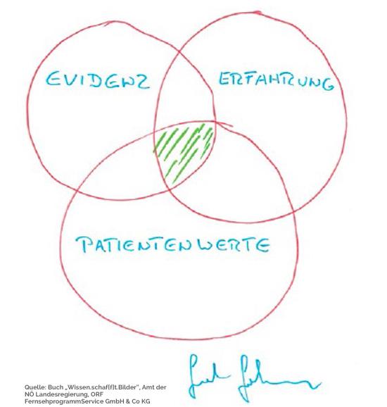 Wissen.schaf[f]t.Bilder Beispiel Venn-Diagramm